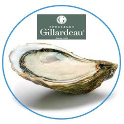 Ostras Guillardeau